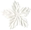 Bazzill Paper Flowers-Mini Poinsettia 10/Pkg by Bazzill: Product Image