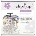 "Clip It Up Upper Tier-9.5""H by Simply Renee: Product Image"