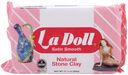 La Doll Natural Stone Clay 1.1 Pound-Satin Smooth by Activa: Product Image