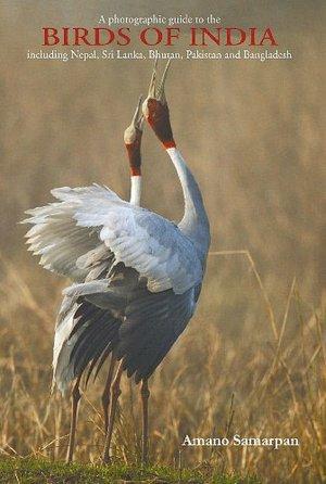 Photographic Guide to the Birds of India: Including Nepal, Sri Lanka, Bhutan, Pakistan and Bangladesh