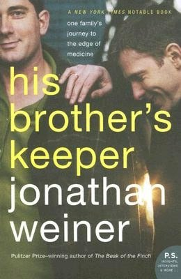 His Brother's Keeper A Story from the Edge of Medicine P.S. Series cover