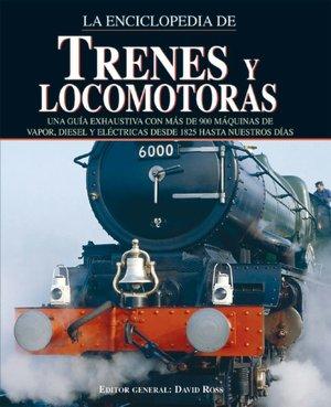 Enciclopedia de trenes y locomotoras cover