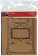 "Book Covers 5.5""X7"" Set Of 2-Victoria by 7 Gypsies: Product Image"