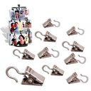Artist Trading Card Gator Clips 25/Pkg-For Use With 17663 by 7 Gypsies: Product Image