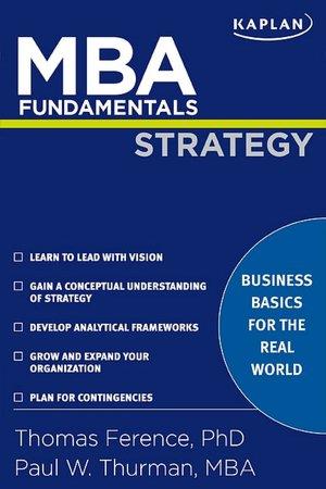 MBA Fundamentals Strategy