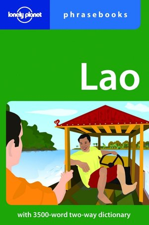 Lonely Planet: Lao Phrasebook