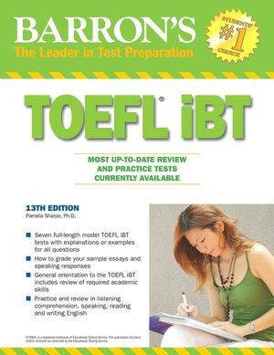 Barron's TOEFL iBT