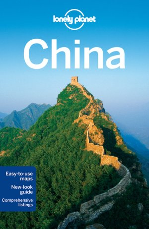 Lonely Planet China, 12th Edition