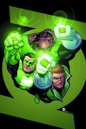Green Lantern Corps: Recharge