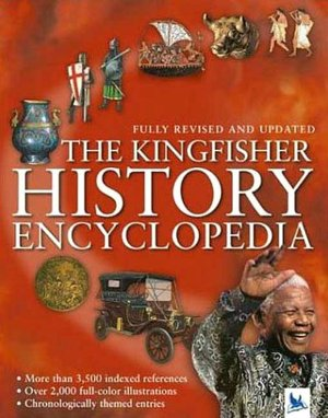 Kingfisher History Encyclopedia