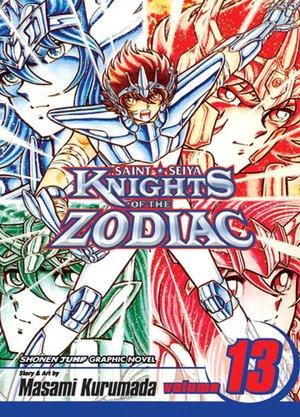 Knights of the Zodiac (Saint Seiya), Volume 13