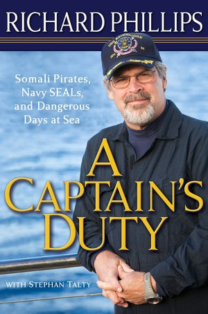 Download a free audiobook A Captain's Duty: Somali Pirates, Navy Seals, and Dangerous Days at Sea