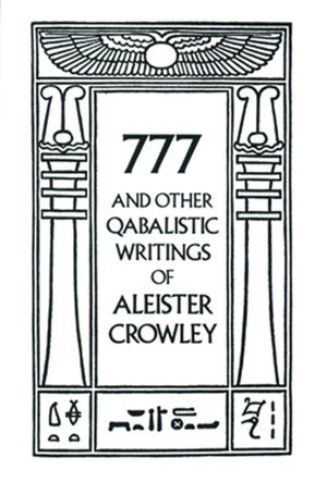 Free books download ipod touch 777 And Other Qabalistic Writings of Aleister Crowley DJVU PDF MOBI by Aleister Crowley
