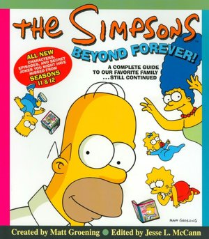 Best ebook forum download Simpsons Beyond Forever!: A Complete Guide to Our Favorite Family...Still Continued 9780060505929 PDB PDF ePub by Matt Groening, Jesse Leon McCann (English Edition)