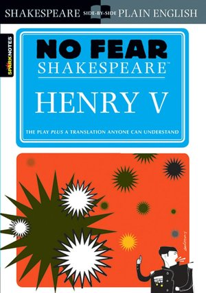 Best ebooks download Henry V (No Fear Shakespeare) (English literature)