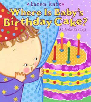 Where Is Baby's Birthday Cake?