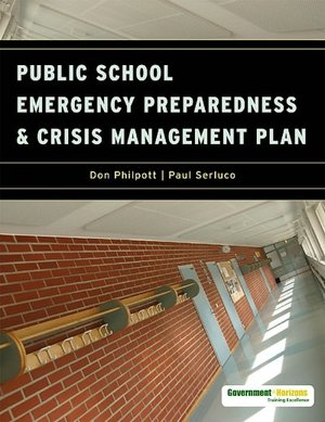 Public School Emergency Preparedness and Crisis Management Plan cover