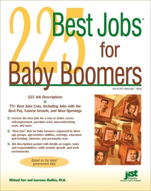 225 Best Jobs for Baby Boomers cover