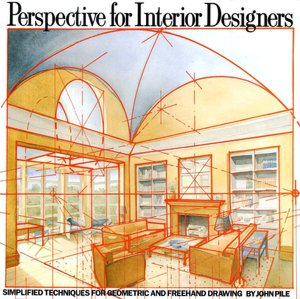 Free ebooks kindle download Perspective for Interior Designers FB2 PDB ePub by John Pile
