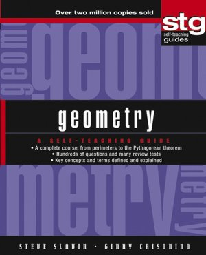 Geometry A Self Teaching Guide cover