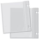 ATC Revolving Holder Slipcovers 2.5&quot;X3.5&quot; 10/Pkg-Clear, For Use With 17663 by 7 Gypsies: Product Image