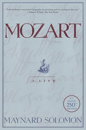 French audiobook free download Mozart: A Life by Maynard Solomon MOBI FB2 PDB