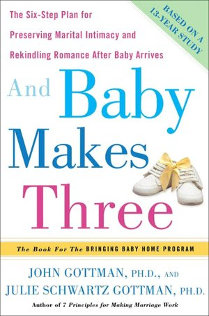 Epub ebooks And Baby Makes Three: The Six-Step Plan for Preserving Marital Intimacy and Rekindling Romance After Baby Arrives