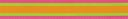 "Cotton Candy Ribbon 7/8"" 3 Yards-Citrus by Offray: Product Image"