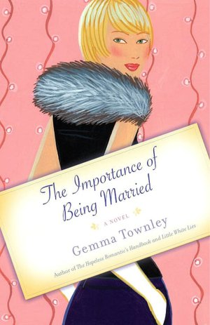 Mon premier blog the importance of being married gemma townley fandeluxe Images