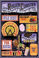 Amusement Park Cardstock Stickers 5.5&quot;X9&quot;-Wild Ride by Karen Foster: Product Image