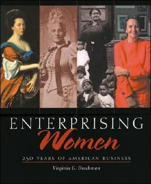 Enterprising Women 250 Years of American Business cover