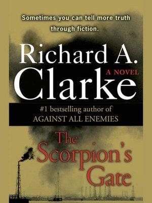 Ipod downloads free books The Scorpion's Gate in English