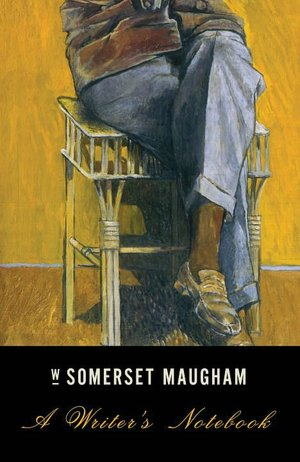 English audio books download A Writer's Notebook by W. Somerset Maugham (English Edition)  9780307473196