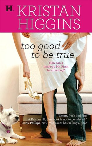 Download epub books for blackberry Too Good to Be True by Kristan Higgins English version 9780373775156
