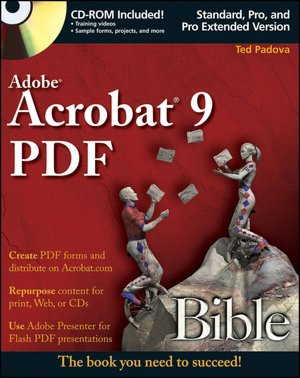 Adobe Acrobat 9 How-To - 125 Essential Techniques by Donna L. Baker 2009 PDF eBook
