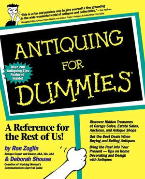 Read downloaded books on kindle Antiquing For Dummies