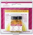 Candy &amp; Baking Flavoring .125 Ounce Bottle 2/Pkg-Tangerine by Lorann Oils: Product Image
