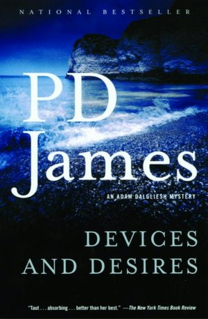 P.D. James - Devices and Desires Audiobook