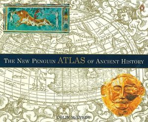 Free ebooks download for nook color The New Penguin Atlas of Ancient History by Colin McEvedy