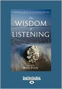 download The Wisdom of Listening (Large Print 16pt) book