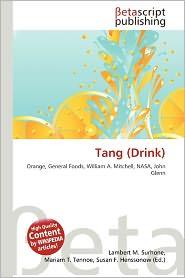 BARNES & NOBLE | Tang (Drink) by Lambert M. Surhone | Paperback