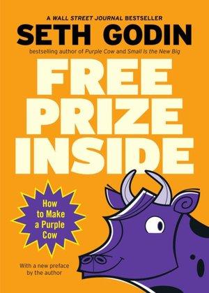 Free Prize Inside; How to Make a Purple Cow