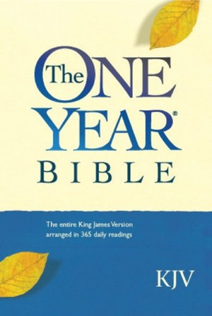 Online ebook download One Year Bible-KJV-Compact