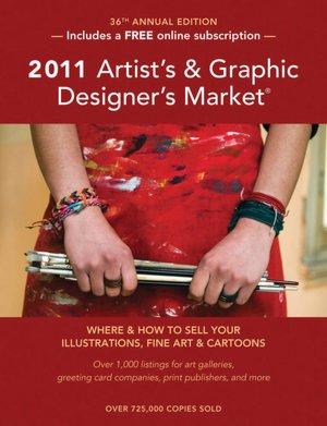 2011 Artist's and Graphic Designer's Market cover