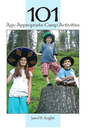 101 Age Appropriate Camp Activities cover