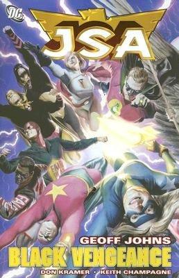 JSA Volume 10: Black Vengeance