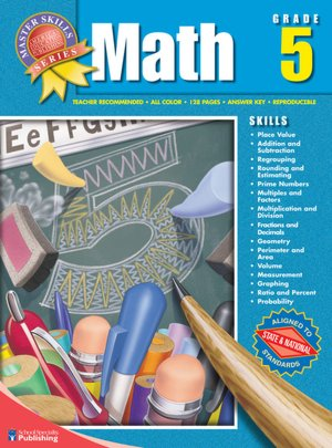 California Mathematics - Grade 5.
