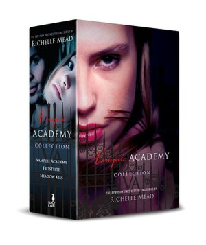 Vampire Academy Collection: Vampire Academy; Frostbite; Shadow Kiss