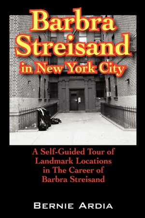 Barbra Streisand In New York City