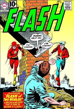 DC Comics Classics Library: The Flash of Two Worlds